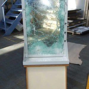 ballistic-glass-tested